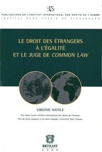 Birrascarampola.it Le droit des étrangers à l'égalité et le juge de Common Law Image