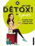 Virginie Parée - Ma cure détox en 8 jours ! - En pleine forme avec une cure à chaque saison.