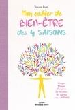 Virginie Parée - Mon cahier bien-être des 4 saisons.