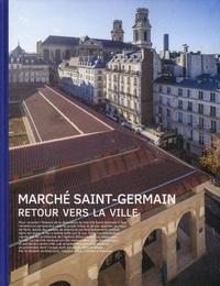 Virginie Picon-Lefebvre - Marché Saint-Germain - Retour vers la ville.