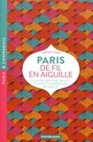 Virginie Pount - Paris de fil en aiguille - Couture, broderie, tricot : cours et fournisseurs de qualité.