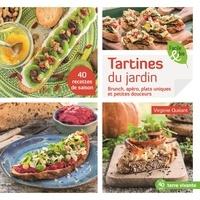 Virginie Quéant - Tartines du jardin - Brunch, apéro, plats uniques et petites douceurs.