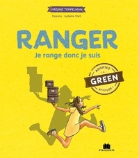 Virginie Tempelman - Ranger - Petit précis très précis de l'organisation astucieuse.
