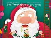 Virginie Téoulle et Angélique Lesieur - Le Père Noël a un gros rhume - Kamishibai.
