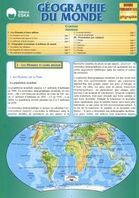 Virginie Truc-Carta - Géographie du monde.