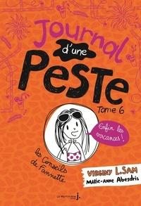 Virginy L. Sam - Journal d'une peste Tome 6 : Enfin les vacances !.