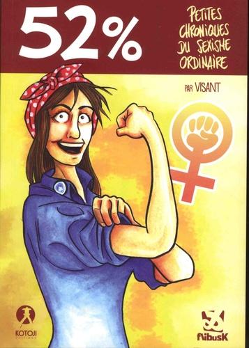 Visant - 52 % - Petites chroniques du sexisme ordinaire.