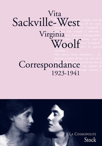 Vita Sackville-West et Virginia Woolf - Correspondance 1923-1941.