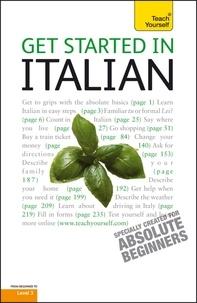 Vittoria Bowles - Get Started in Beginner's Italian: Teach Yourself.