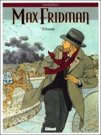 Vittorio Giardino - Max Fridman Tome 3 : No pasaran.
