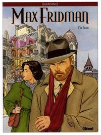 Vittorio Giardino - Max Fridman Tome 5 : Sin ilusion.