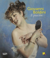 Vittorio Sgarbi et Beatrice Avanzi - Giovanni Boldini - Il piacere.