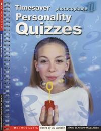 Viv Lambert - Personality Quizzes.