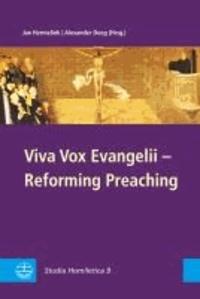 Viva Vox Evangelii - Reforming Preaching - Studia Homiletica 9.