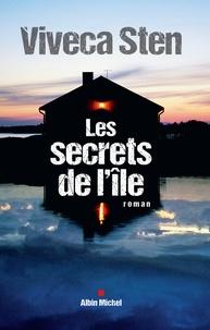 Téléchargez des livres gratuits pour Kindle Fire Les secrets de l'île in French par Viveca Sten 9782226318213 iBook PDF RTF