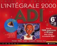 Coktel - ADI L'intégrale 6e - Coffret prestige, Edition 2000. 8 Cédérom