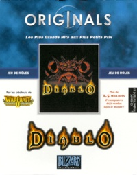 Blizzard Entertainement - DIABLO. - CD-Rom.