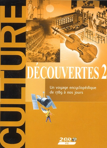 Collectif - Encyclopédie universelle Larouuse 2003 - L'intégrale, CD-ROM.