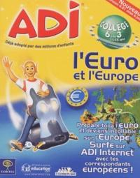 Coktel - L'euro et l'Europe. 3 Cédérom