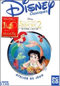Disney - La petite sirène 2 Retour à l'océan - Atelier de jeux.