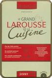 Collectif - Le Grand Larousse de la Cuisine. - CD-ROM.