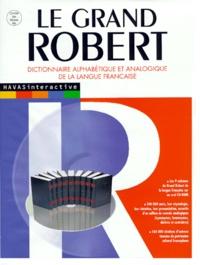 LE GRAND ROBERT. Dictionnaire alphabétique et analogique de la langue française, CD-Rom.pdf