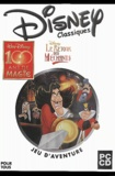 Disney - Le retour des méchants. - Jeu d'aventure, CD-ROM.