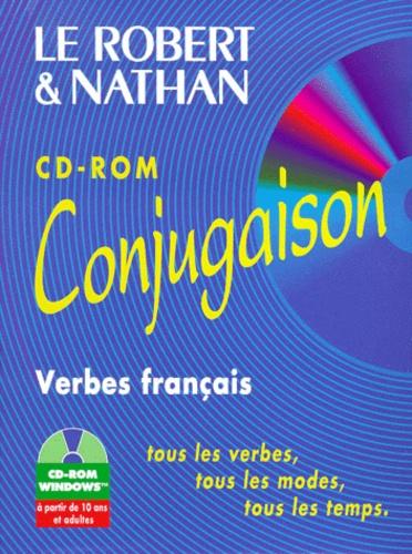 Le Robert Nathan Conjugaison Verbes Francais De Collectif Livre Decitre