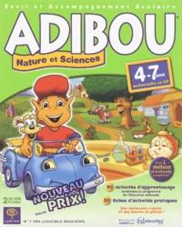 Coktel - Nature et sciences. - 4-7 ans, Maternelle et CP, CD-ROM.