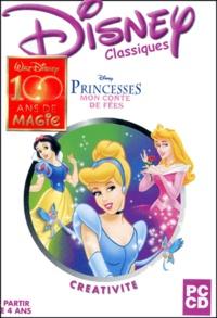 Disney - Princesses - Mon conte de fées, Créativité. 1 Cédérom
