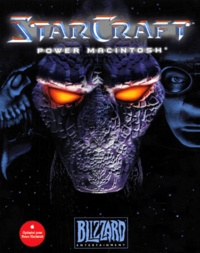Blizzard Entertainement - StarCraft. - Edition en anglais, CD-Rom.