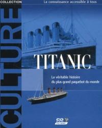Frédéric Mitterrand et  Collectif - Titanic - CD-ROM.