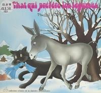 Vivette Desbans et Guy Lebrument - Ce chat qui préfère les légumes.