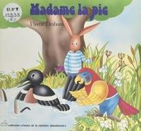 Vivette Desbans - Madame-la-Pie.