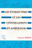 Vivian-E Robson - Les étoiles fixes et les constellations en astrologie.