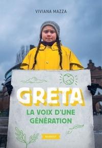 Viviana Mazza - GRETA - La voix d'une génération.