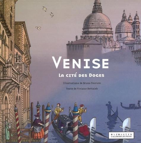 Viviane Bettaïeb - Venise - La cité des Doges.