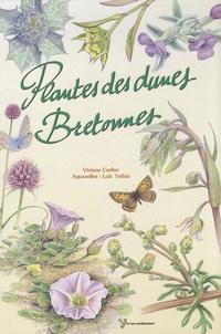 Viviane Carlier - Plantes des dunes bretonnes.