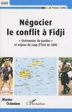 """Viviane Cretton - Négocier le conflit à Fidji - """"Cérémonie du pardon"""" et enjeux du coup d'Etat de 2000."""