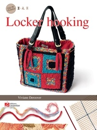 Viviane Deroover - Locker hooking.