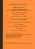Viviane Durand-Guerrier - Recherches sur l'articulation entre la logique et le raisonnement mathématique dans une perspective didactique - Apports de la théorie élémentaire des modèles pour une analyse didactique du raisonnement mathématique.