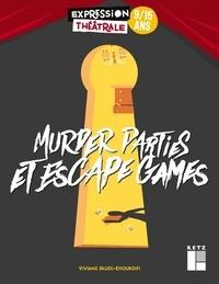 Viviane Faudi-Khourdifi - Murder Parties et Escape Games.