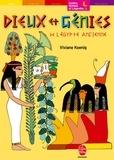 Viviane Koenig - Dieux et Génies de l'Égypte ancienne.