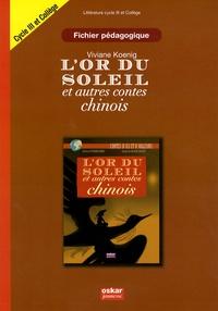 Lor du soleil et autres contes chinois - Fichier pédagogique cycle 3 et collège.pdf