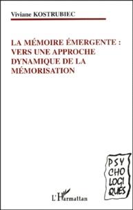 Histoiresdenlire.be La mémoire émergente : vers une approche dynamique de la mémorisation Image