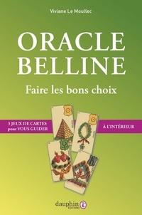 Viviane Le Moullec - Oracle Belline - Faire les bons choix avec 3 jeux de cartes à découper.