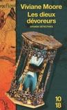 Viviane Moore - L'épopée des Normands de Sicile Tome 6 : Les dieux dévoreurs.