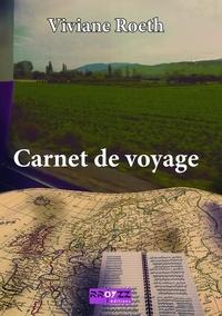 Viviane Roeth - Carnet de voyage.