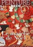 Viviane Rousset - Le marché de Noël.