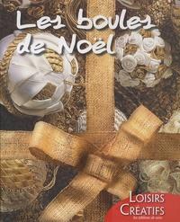 Viviane Rousset - Les boules de Noël.